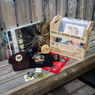 Win a custom crate from Dine Alone Records and Beau's All Natural Brewing Company