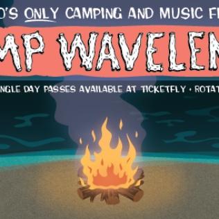 Win tickets to Camp Wavelength
