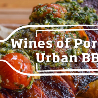 Win tickets to Wines of Portugal Urban BBQ