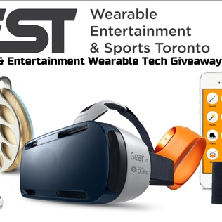 Win over $1000 worth of wearable tech from WEST!