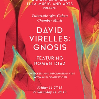 Win a pair of tickets to the world premiere of David Virelles' Gnosis