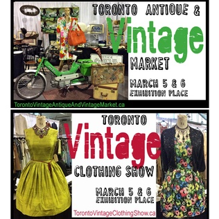 Win passes to the Toronto Vintage Show