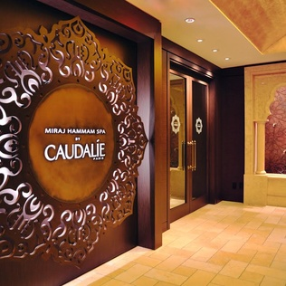 Win spa treatments at the Miraj Hammam Spa by Caudalie