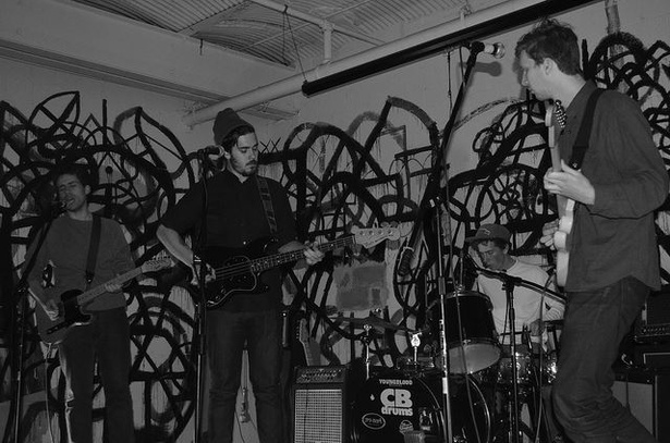 Parquet Courts, Tyvek & Protomartyr at The Horseshoe