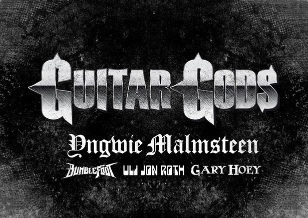 GUITAR GODS TOUR with: YNGWIE MALMSTEEN / ULI JON ROTH / BUMBLEFOOT / GARY HOEY / @ THE PHOENIX June 21
