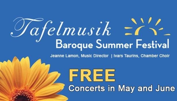 Tafelmusik Baroque Summer Festival: The Grand Finale