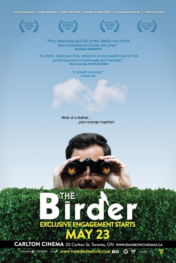 THE BIRDER - theatrical release