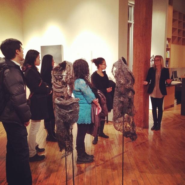 Sunday Exhibition Tour
