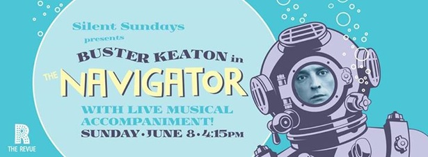 THE NAVIGATOR with Buster Keaton!