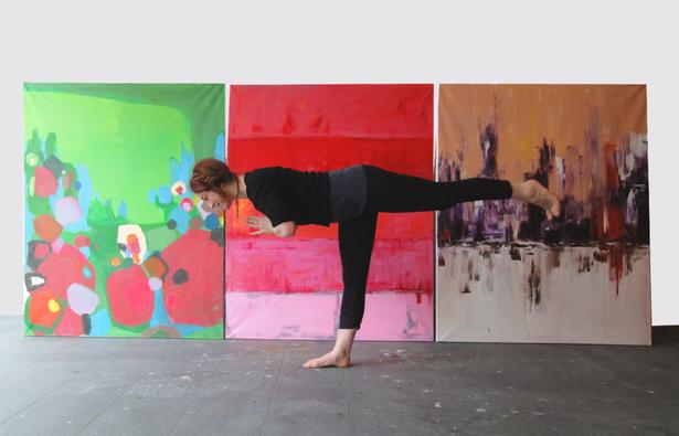 Yoga & Painting Workshop