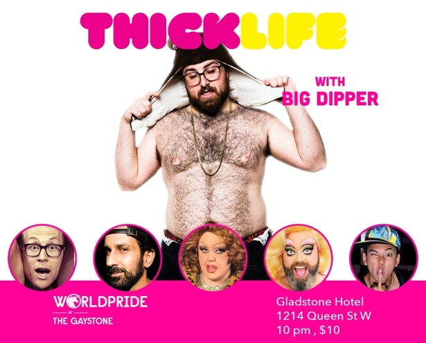 Thick Life with special guest Big Dipper