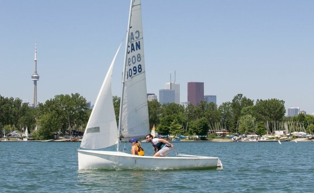 Learn to Sail - Brunch and Open House