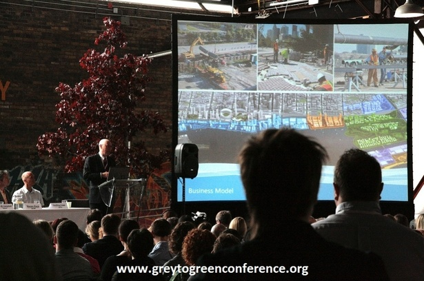Grey to Green: A Conference on the Economics of Green Infrastructure - Designing for Health
