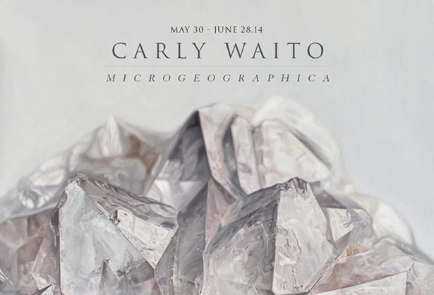CARLY WAITO: MICROGEOGRAPHICA