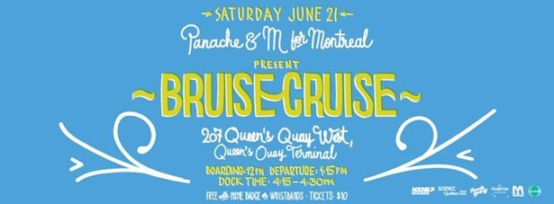 BRUISE CRUISE 2014 - Hosted by Mac DeMarco feat. PS I Love You, Calvin Love, Walter TV, The Postez