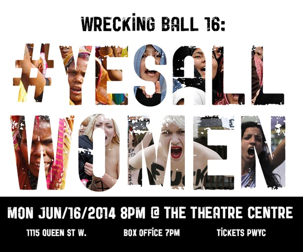 Wrecking Ball #16: #YesAllWomen