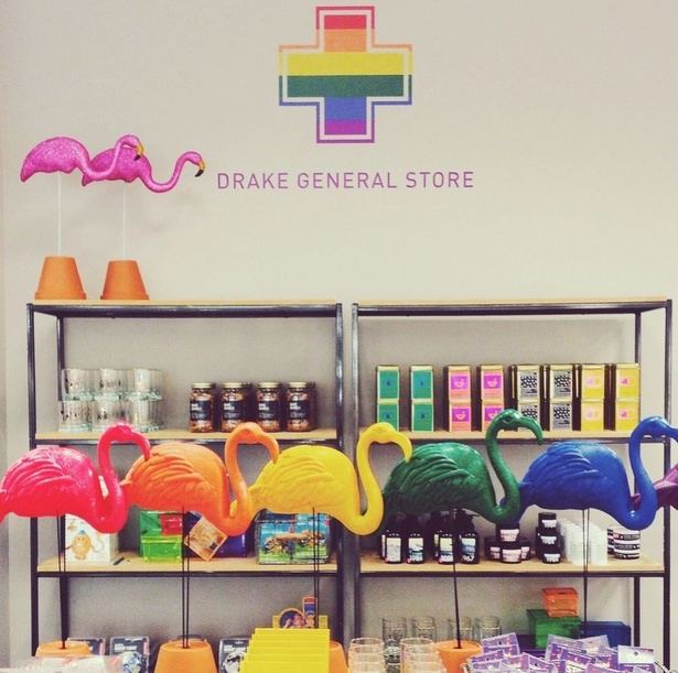 Drake General Store World Pride Pop Up