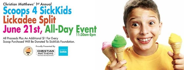 Scoops 4 SickKids