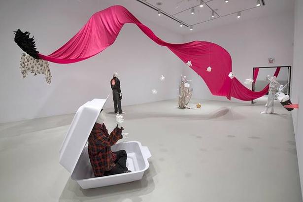 An artist talk by Camilla Singh
