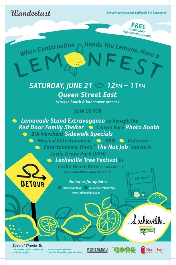 Summer Wanderlust, 'Lemonfest'