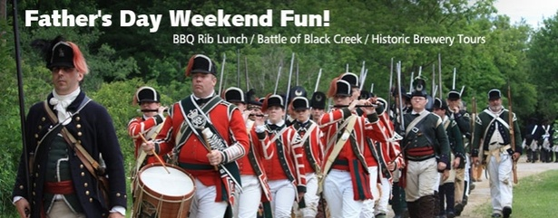 Battle of Black Creek - Black Creek Pioneer Village