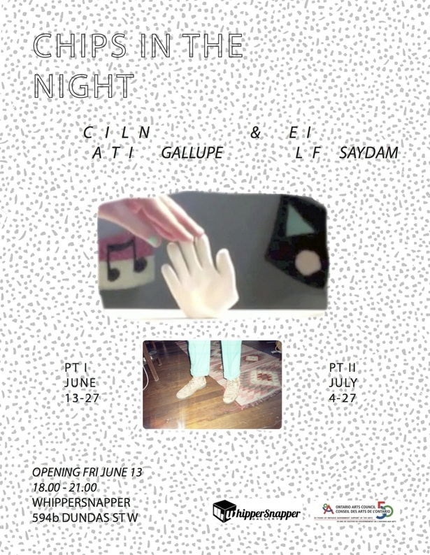 Chips in the Night, Exhibition Opening & Workshops