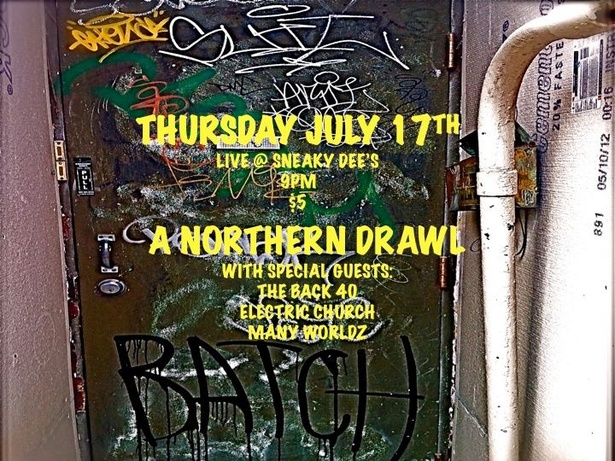 A Northern Drawl's farewell show
