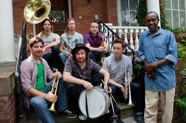 The Heavyweights Brass Band and The Soul Rebels at Luminato