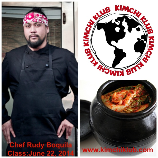 Kimchi Klub with Chef Rudy Boquila of LAMESA Filipino Kitchen
