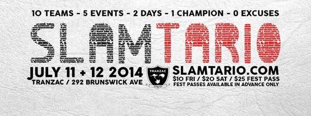 SLAMtario 2014 Finals Night ft. Buddy Wakefield