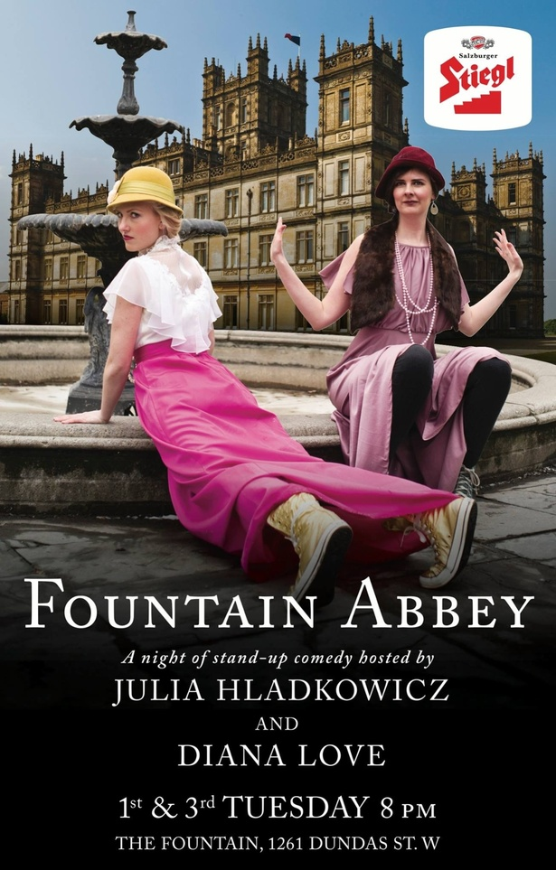FOUNTAIN ABBEY: It's a show during NXNE