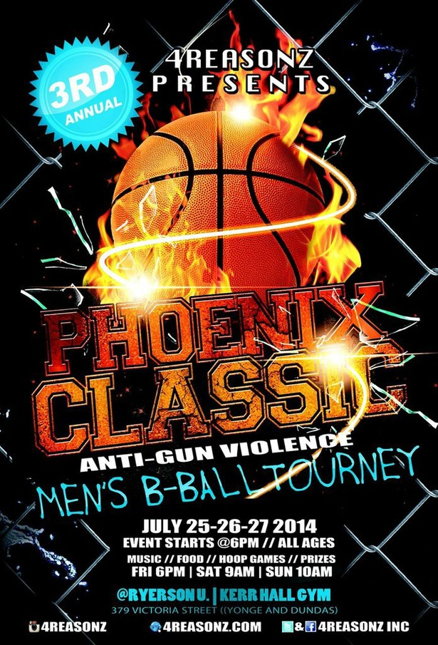 Men's Phoenix Classic Basketball Tournament