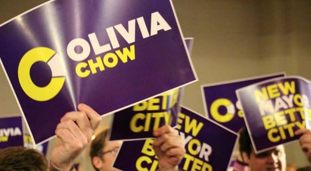 Rally for Olivia