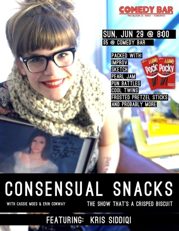 Consensual Snacks IV