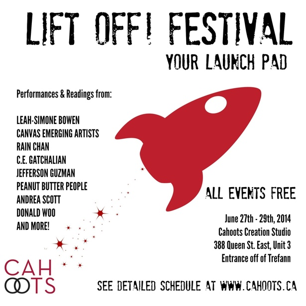 LIFT OFF! Festival 2014