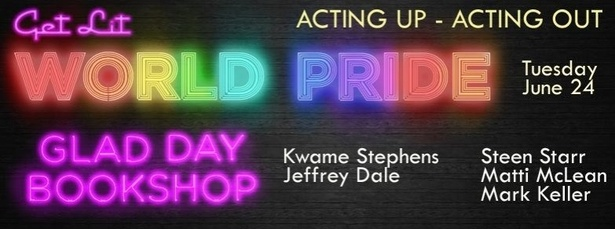 ACTING UP - ACTING OUT - World Pride Performances