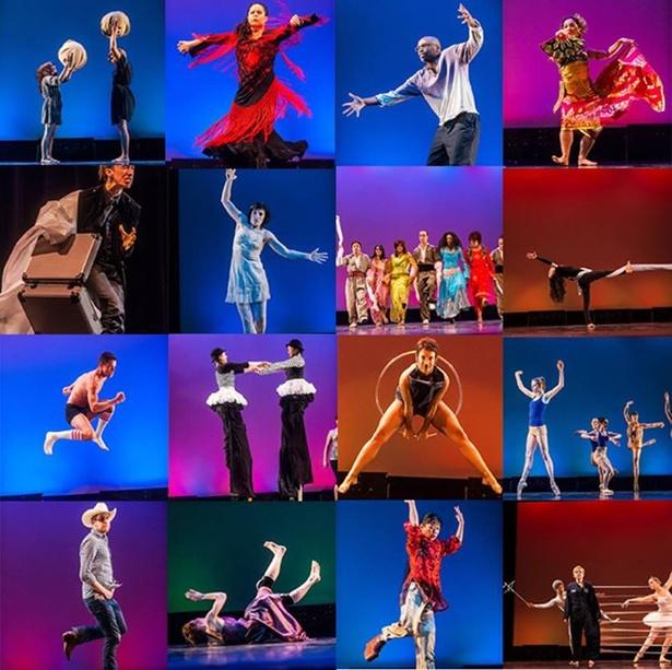 60x60 Dance Toronto 2014