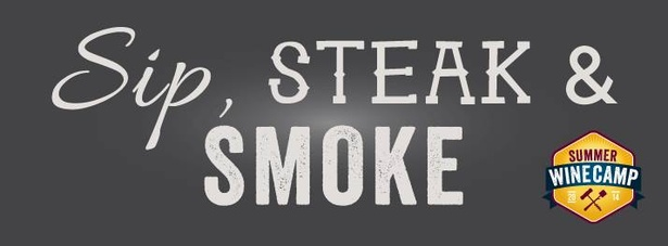 IYellow Presents Sip, Steak  Smoke