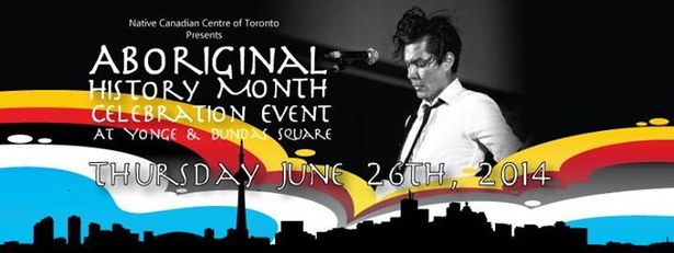 Aboriginal History Month Celebration Event!