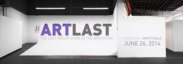"''ART LAST""/ The last group show at The Brockton Collective curated by jimmy Chiale"
