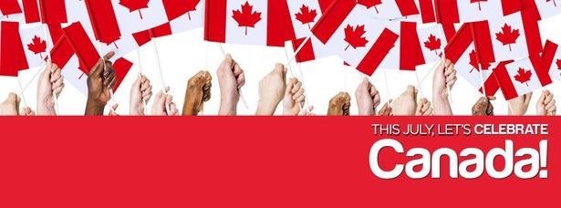 Mandarin Canada Day Free Buffet