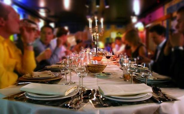 Bond Affair Dinner Series