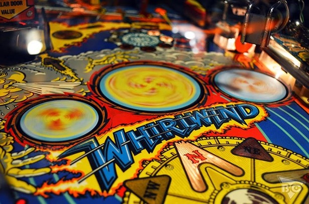 Bumper City: Pinball Art Show