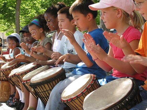 GAME ON! Drumming & Music for Youngsters - 6-11 yo - 4 Week Series at Jazz Bistro's Rooftop Patio