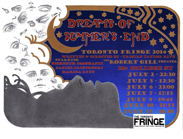 Toronto Fringe 2014: Dreams of Summer's End