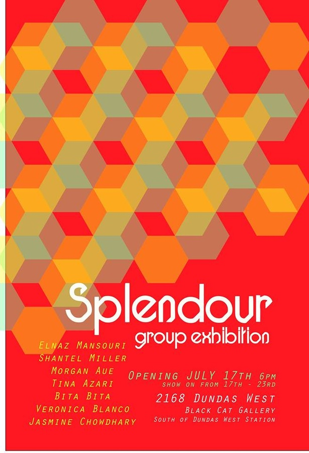 Splendour Group Art Exhibition
