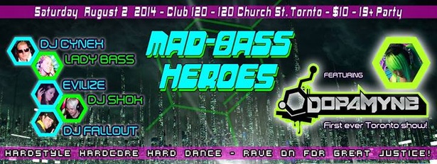 Mad-Bass Heroes