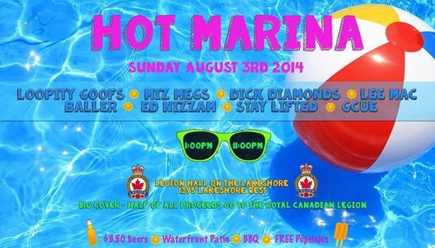Hot Marina!
