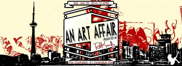 RisKandy Presents...An Art Affair - #RKArtAffair