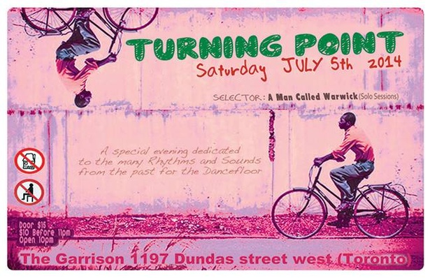 Turning Point - Heavyweight Tropical Dancefloor Soundclash!